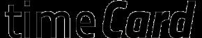 Logo_timeCard_500px